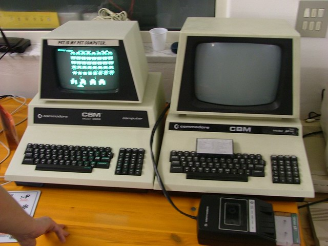 History of Commodore